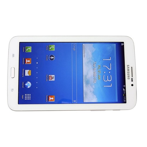 SAMSUNG Galaxy Tab 3 7.0 [T2110] - White - Tablet Android